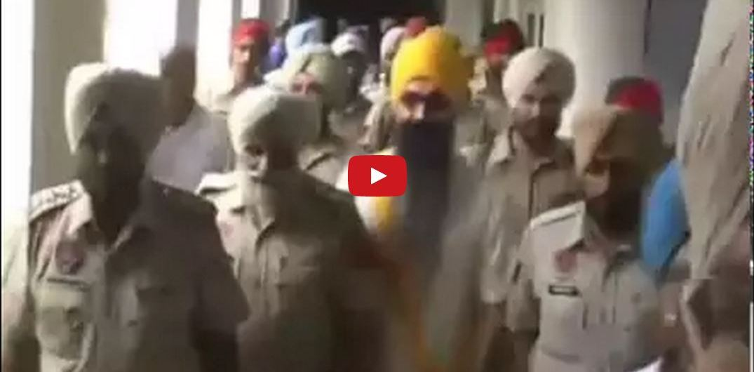 Balwant Singh Rajoana brought to hospital
