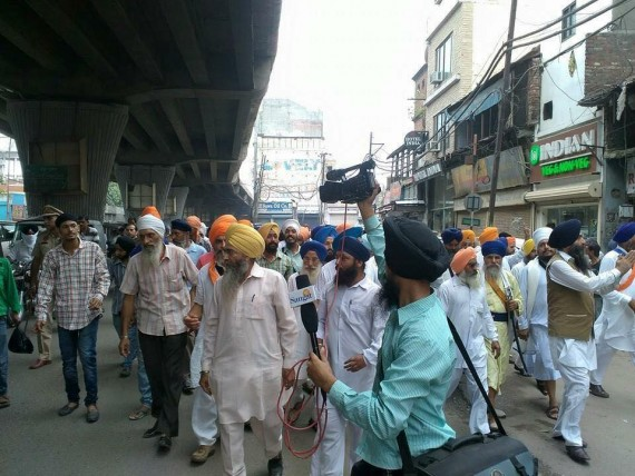 Ludhiana shut down Massive support in support of Bapu Surat Singh 8