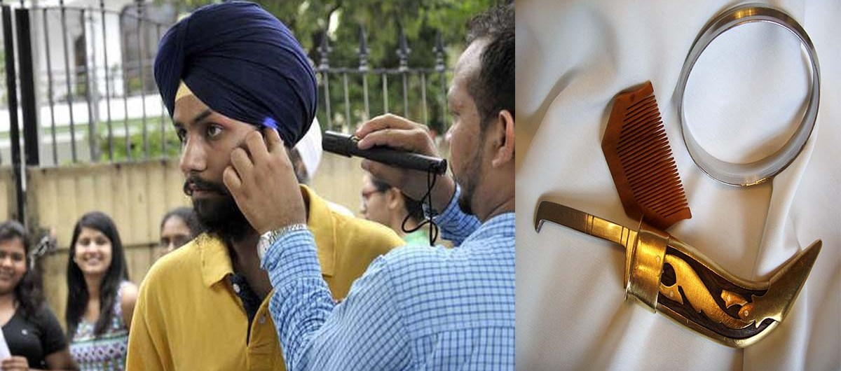 SGPC Will File Lawsuit Against CBSC in Court For Compelling The Sikh candidates To Remove Kakars (5K's) during the AIPMT Test.