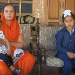 SURAT SINGH'S DAUGHTERS DO NOT BELIEVE SITTING ON THE SIDELINES IS CONSONANT WITH SIKH ETHOS.