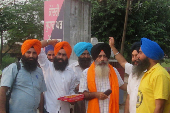 Dal Khalsa leader Kanwar Pal Singh was released from central jail yesterday on bail.