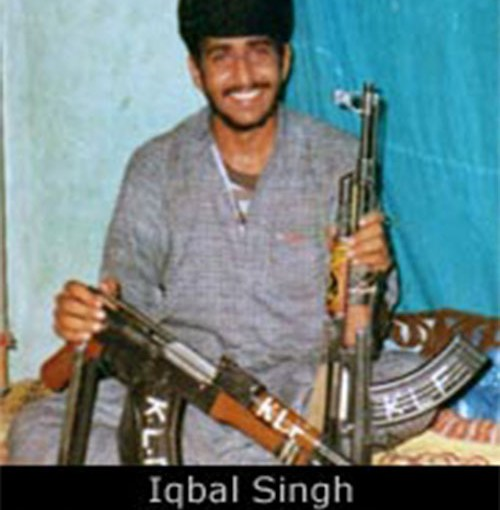 Shaheed Bhai Iqbal Singh Alias (Mini Baba) 27 August 1990