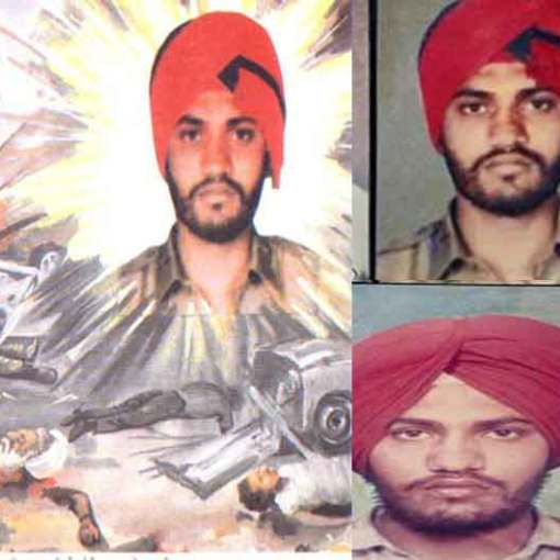 Shaheed Bhai Dilawar Singh Jaisinghwala | 31 August 1995 | Assassination of Butcher Beant