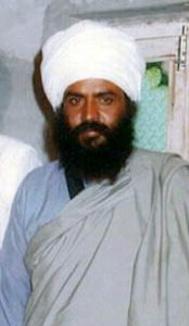 Baba G.S. Manochahal's Younger Brother Shaid Bhai Nirwair Singh Manochahal (Martyrdom September 9,1992).