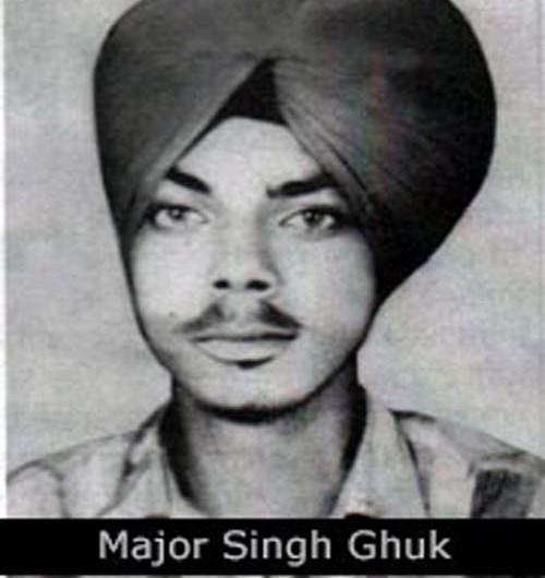 Bhai Major Singh Ghuk