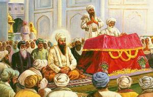 September 1, 1604 The First Prakash Purab of Shri Guru Granth Sahib Ji