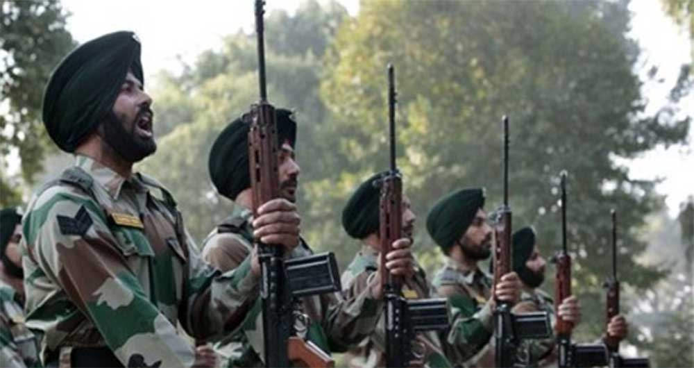 Finally :- Para Military Forces Deployed in Punjab | Amritsar, Jalandhar & Ludhiana