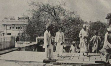 Rare Pictures of Sri Harmandir Sahib Ji (1)