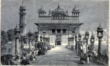 Rare Pictures of Sri Harmandir Sahib Ji (3)