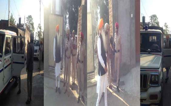 Arrests continue! Wassan Singh Zaffarwal and Bagicha Singh (Waraich) Arrested today