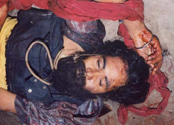Shaheed Singh of Rataul Battle