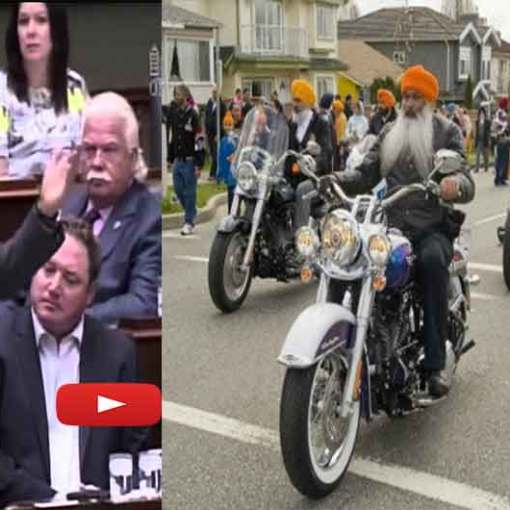 Introduces bill On Motorcycle Helmet Exemption for Sikh | NDP MPP Jagmeet Singh