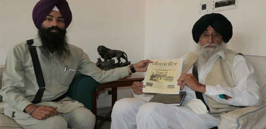 The Communist Party of India Passed a Resolution for Creation of Separate Sovereign State for the Sikhs - Khalistan
