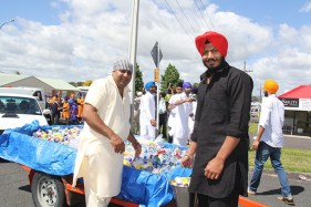 New Zealand | The Sikh Parade Made for a Colorful Explosion of life | Gurdwara Sikh Sangat Tauranga.