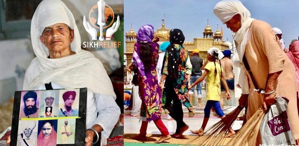 Mata Gurjeet Kaur's Story | Fake Encounter of Husband, 1 Daughter and 4 Son's at the Hands of the Indian Force | Lost Six Members Of Her Family