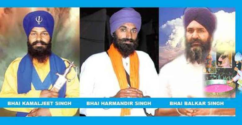 Tribute   Sikh's Who Struggled & Given Their Live's Challenging   Corruption, Criminality And Cruelty Of Ram Rahim & Dera Jhoota Sauda.