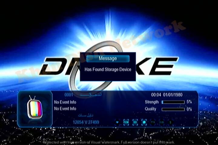 Drake 990 Plus 1506tv