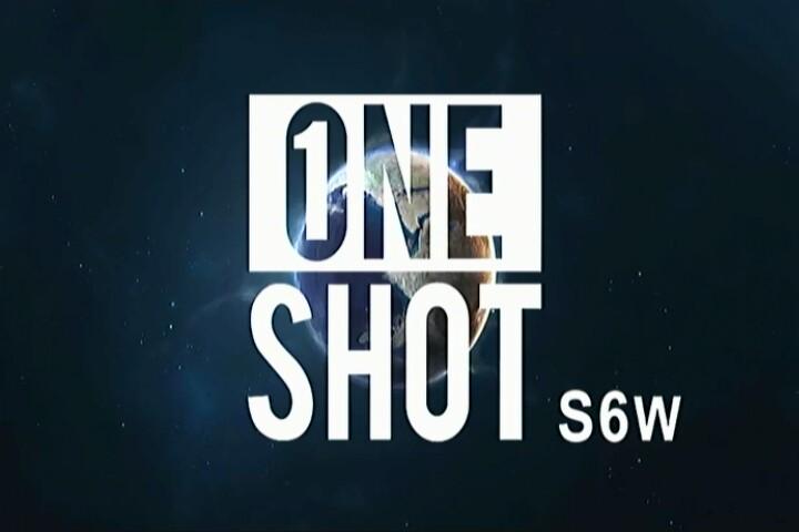 One shot s6w 1506tv