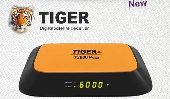 tiger t3000 mega software
