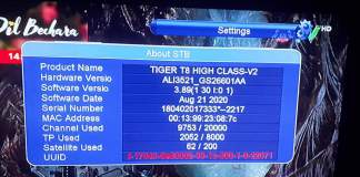 Tiger t8 high class v2 software v3.89