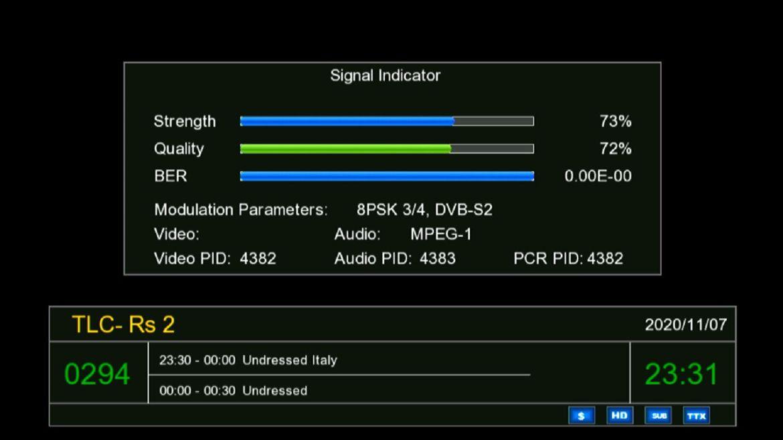 Gx6605s HW203 new software