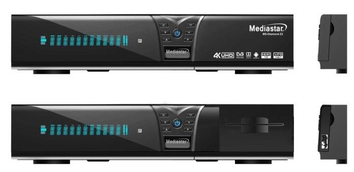 Mediastar Ms-Diamond Z2 new software