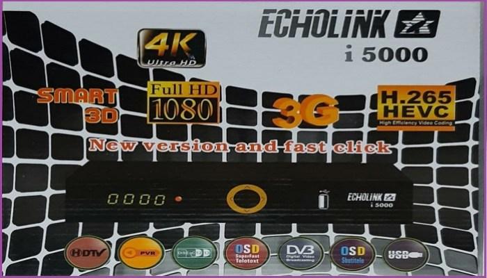 Echolink i5000 1506lv SCB5 V11.02.15 GPRS, Dscam, Goda