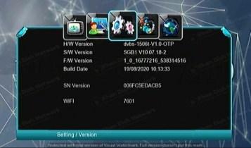 Magnum 7100 New Software 1506t SGB1 V10.07.18
