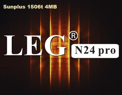 LEG N-24 Pro New Software