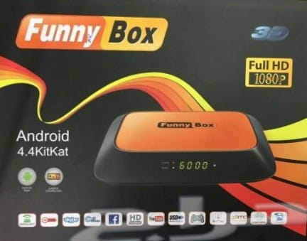 Funny Box Receiver New Software
