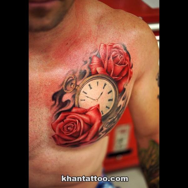 Khan Tattoo Gold Coast Brisbane Australia