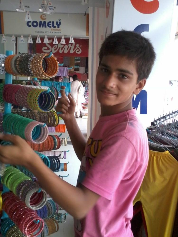 Shopping This Summer at Liberty Market, Lahore (1/6)