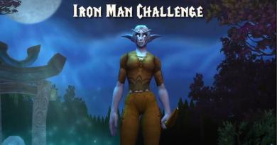 WoW Iron Man Challenge EP001