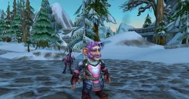The Great Gnomeregan Run - Running of the Gnomes