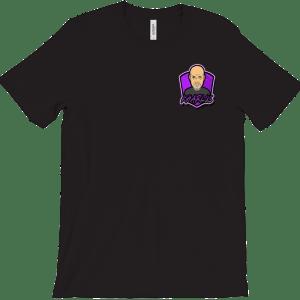 Stream Elements Kharlos Gaming T-Shirt (Black)