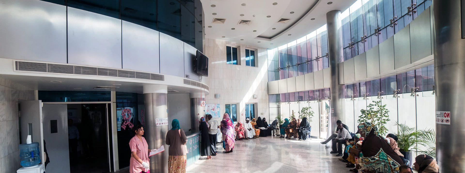 Hasil gambar untuk Khartoum Breast Cancer Center is a member of the US-Sudan Business Council