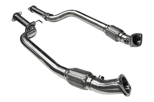 Ark Downpipes & Straight Test pipes Genesis Coupe 3.8 2010