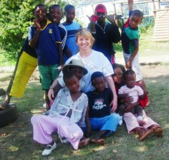 Em with KL Kids 2007