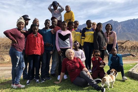 Team KL head for Capetown