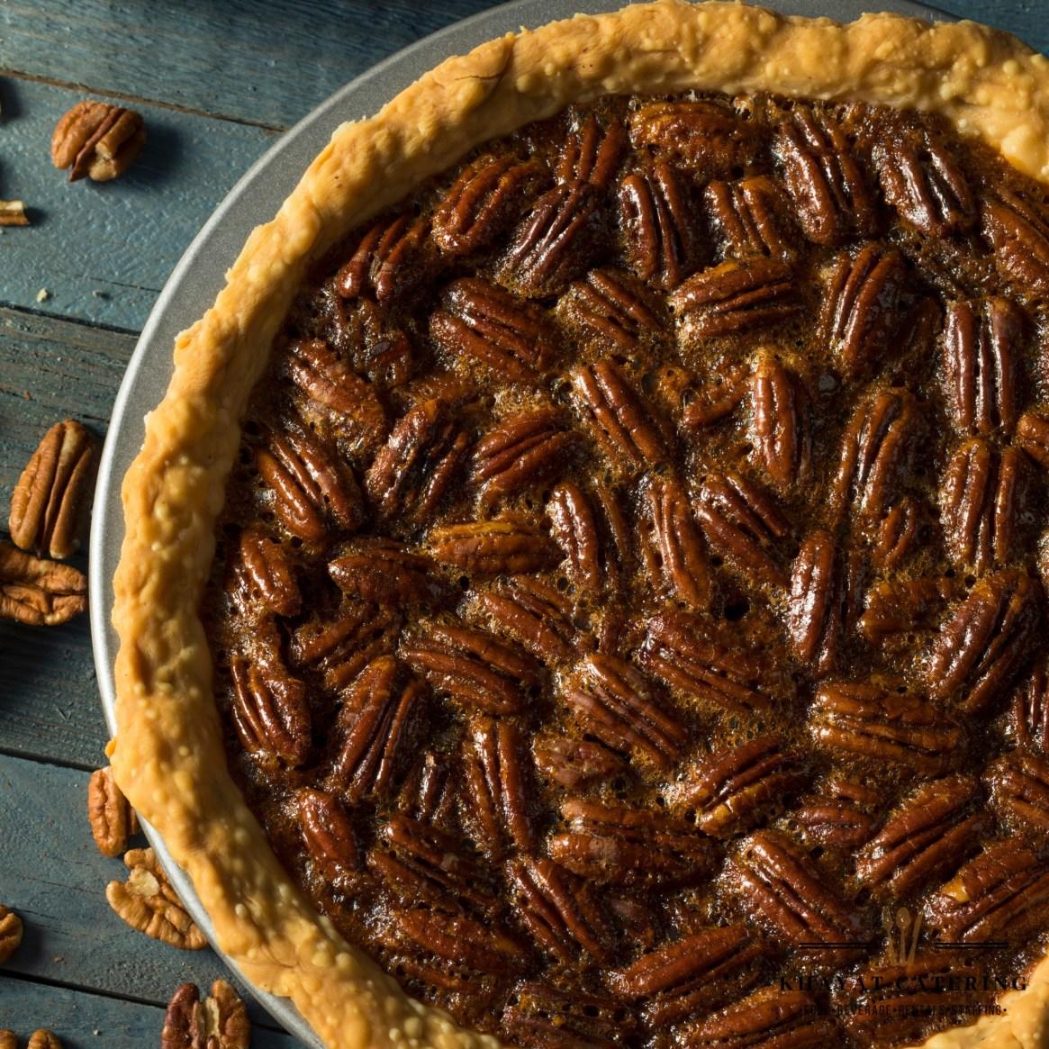 Khayat Catering pecan pie