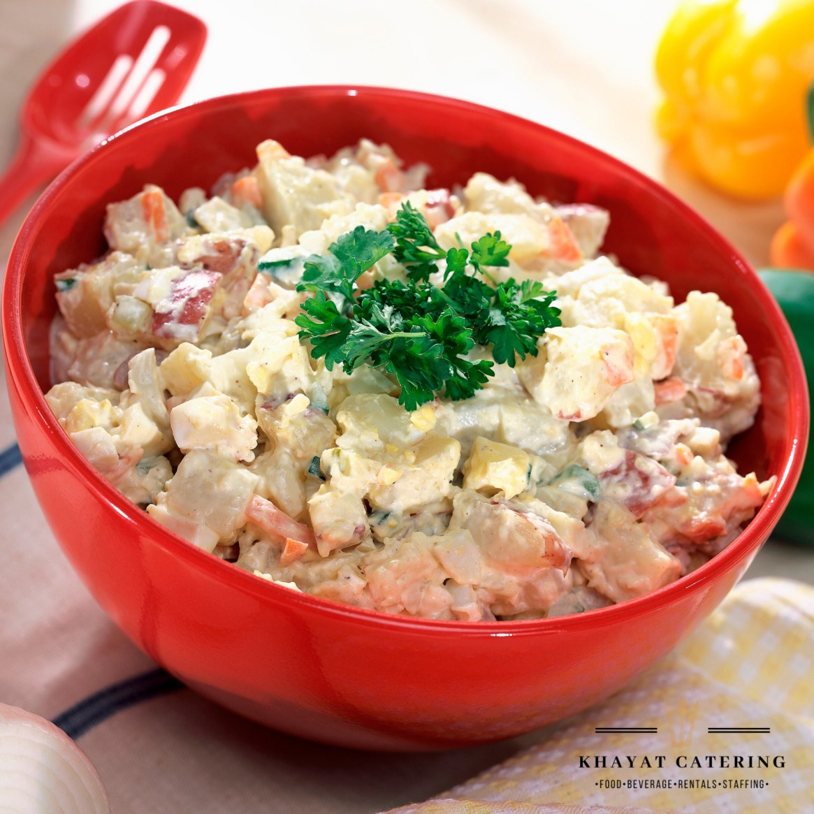 Khayat Catering potato salad