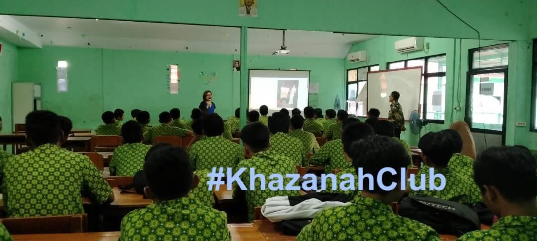 Bersosialisasi Dgn Anak SMK Di Jakarta Utara