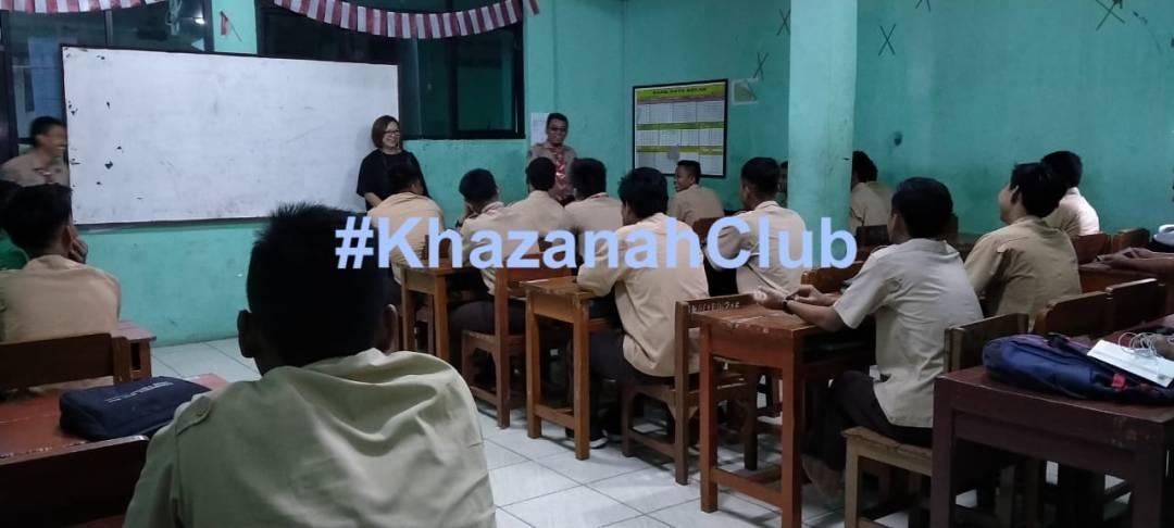 Bersosialisasi Dgn Anak SMKBesosialisasi Dgn Anak SMK Di Jakarta Utara