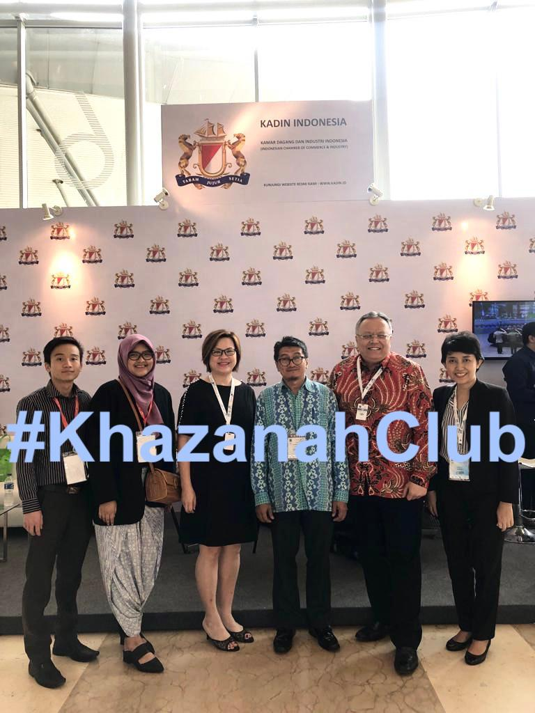 Kolaborasi Antara Khazanah Internasional Dgn Kadin Indonesia