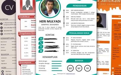 CV Yang Menarik Perhatian