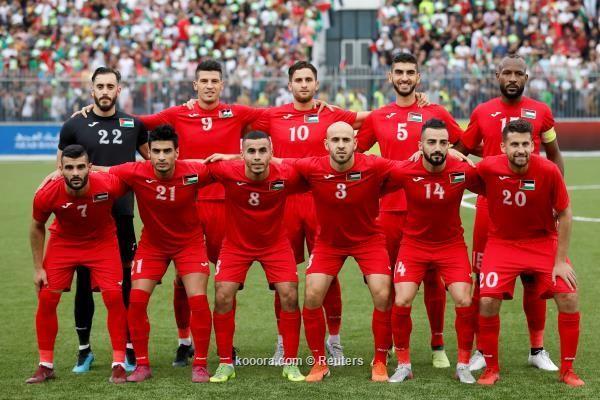 المنتخب الفلسطيني يفرط بالفوز على السعودي ويكتفي بالتعادل