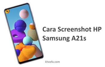 cara screenshot hp samsung a21s