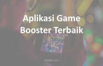 aplikasi game booster terbaik android