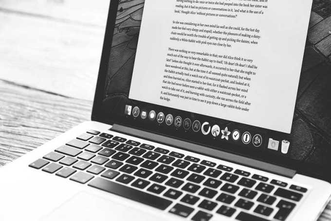 contoh blog dan website