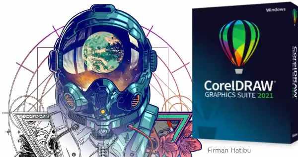 aplikasi atau software coreldraw